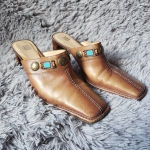 KB & company heeled ankle boots